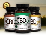 CBD Oil Capsules, 10 mg - 30 count