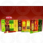 HEM Incense Sticks, 120 count