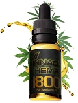 CBD Oil Drops, 1800 mg
