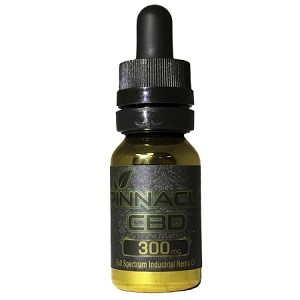 CBD Oil Drops, 300 mg